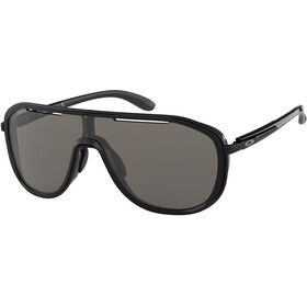 Oakley Outpace Sunglasses Black Ink/Warm Grey